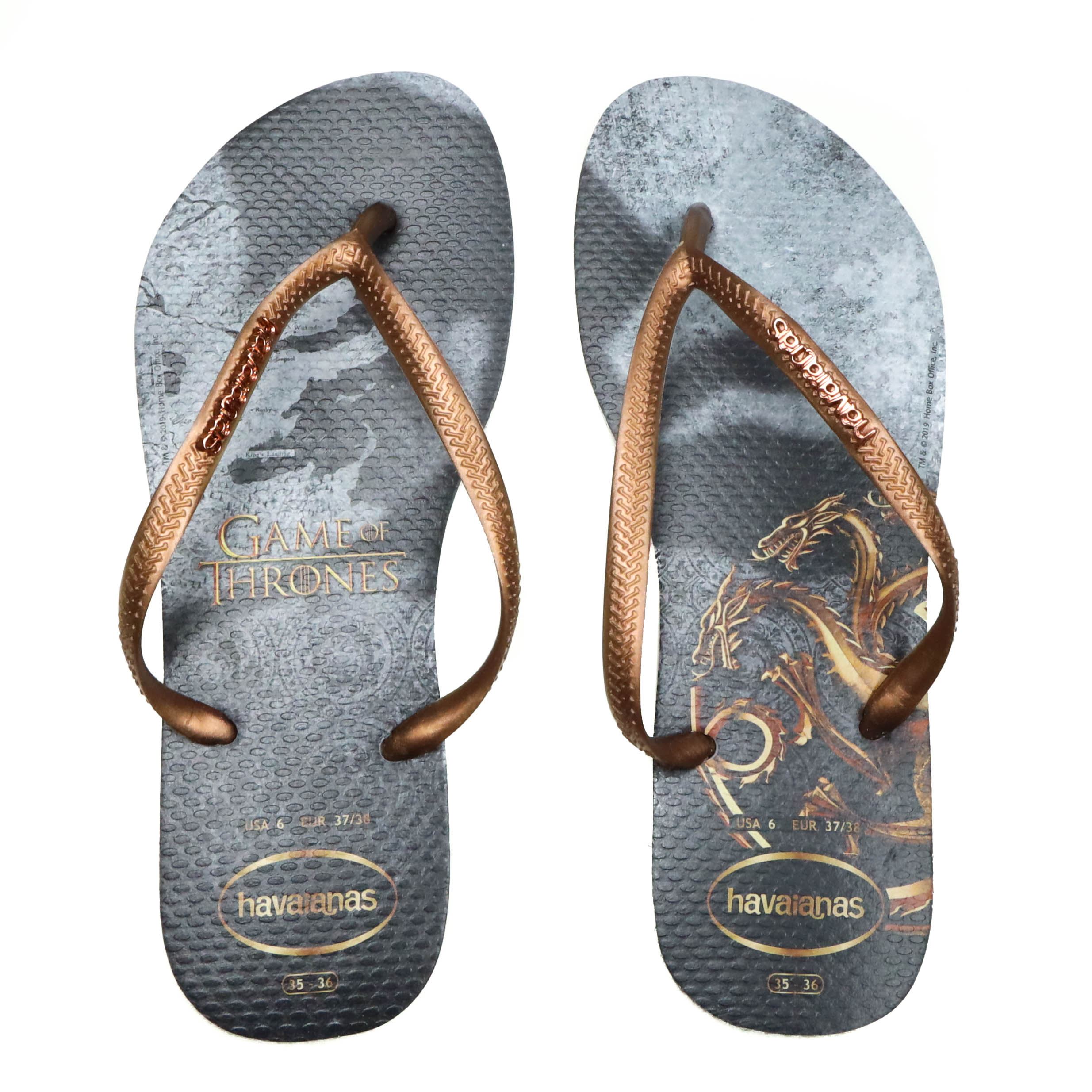 Chinelo Casual Havaianas Game Of Thrones