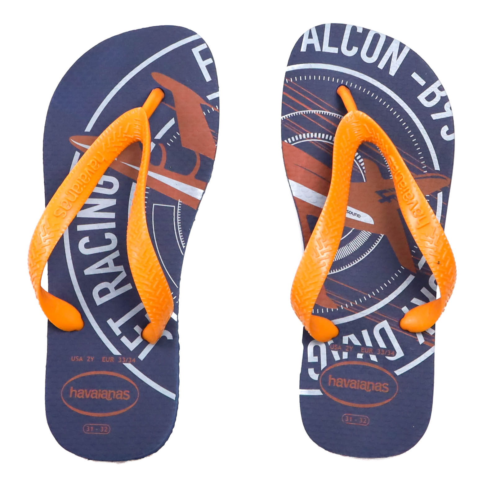 Chinelo Havaiana Kids Athetic