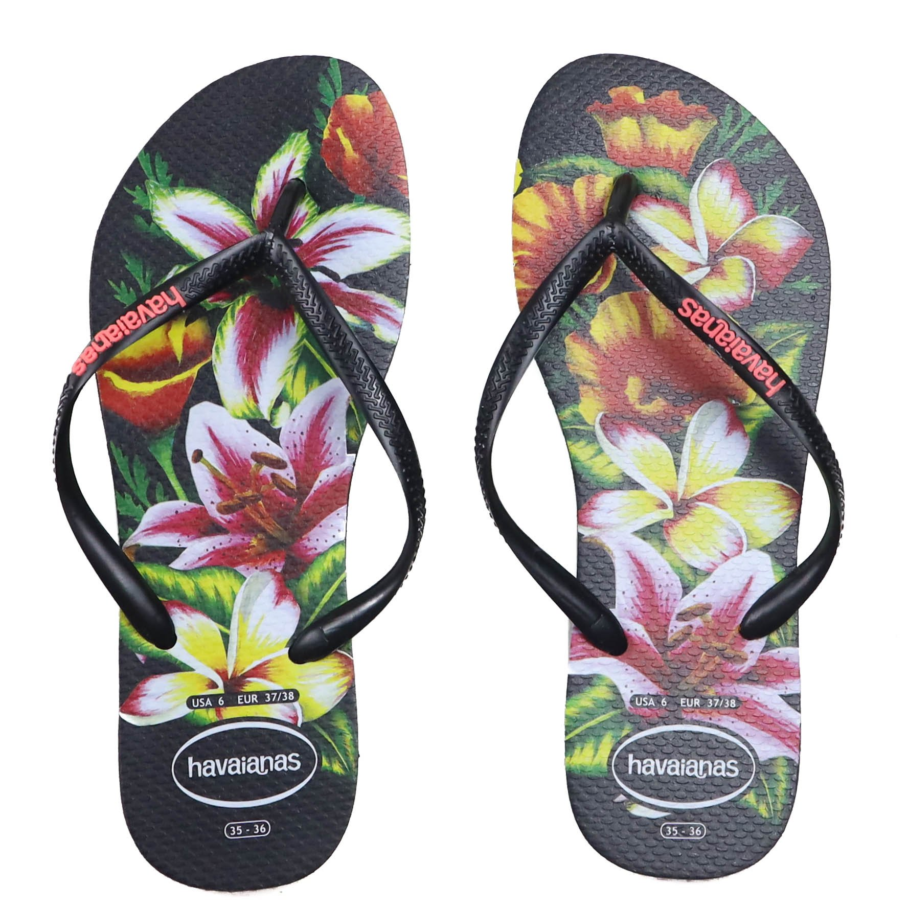 Chinelo Havaianas Floral