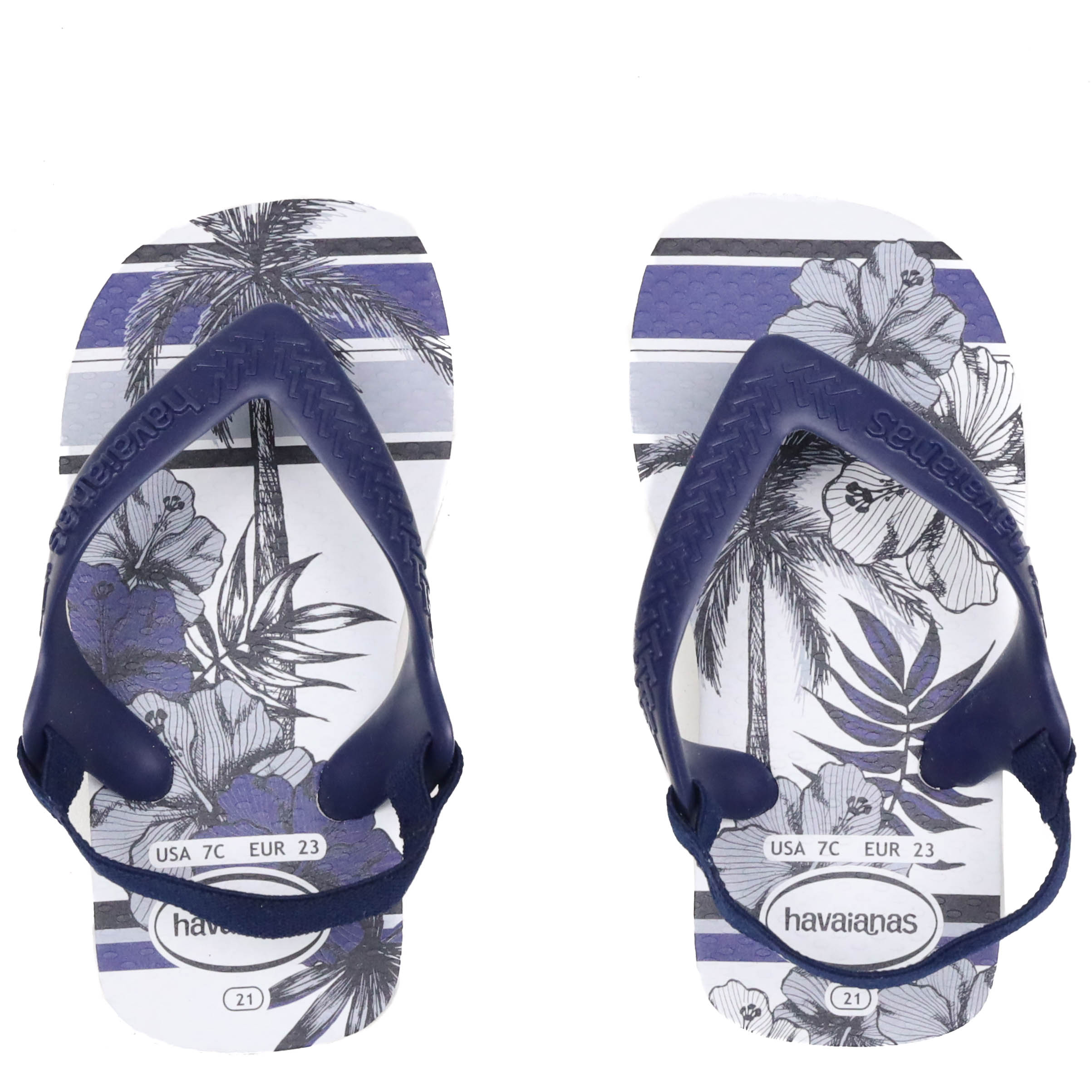 Chinelo Infantil Havaianas Baby Chic