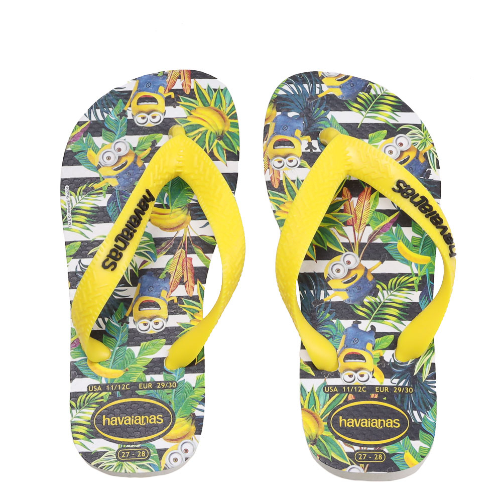 Chinelo Infantil Havaianas Minions