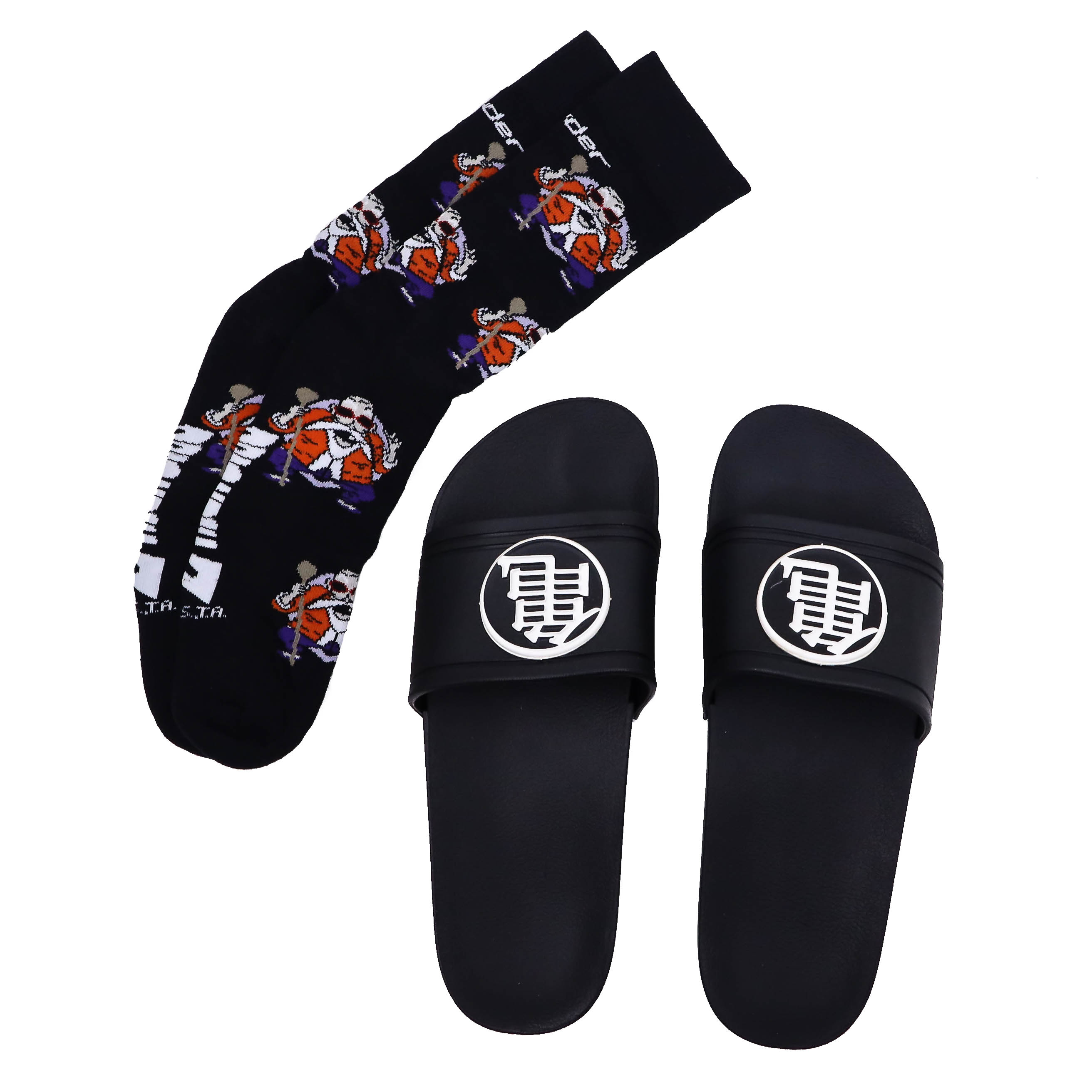 Chinelo Slide Rider Dragon Ball Z