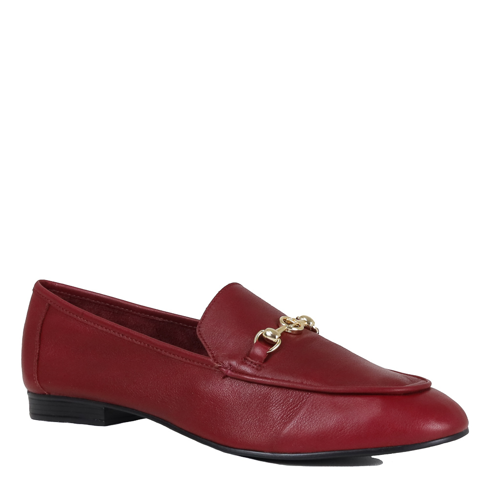 Sapato Jorge Bischoff Loafer Casual em Couro
