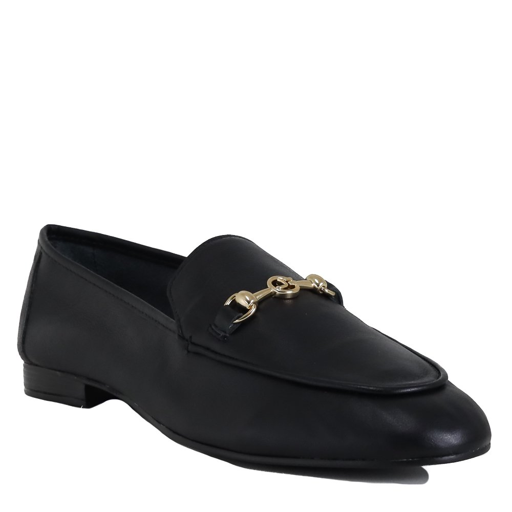 Sapato Loafer Jorge Bischoff Casual em Couro