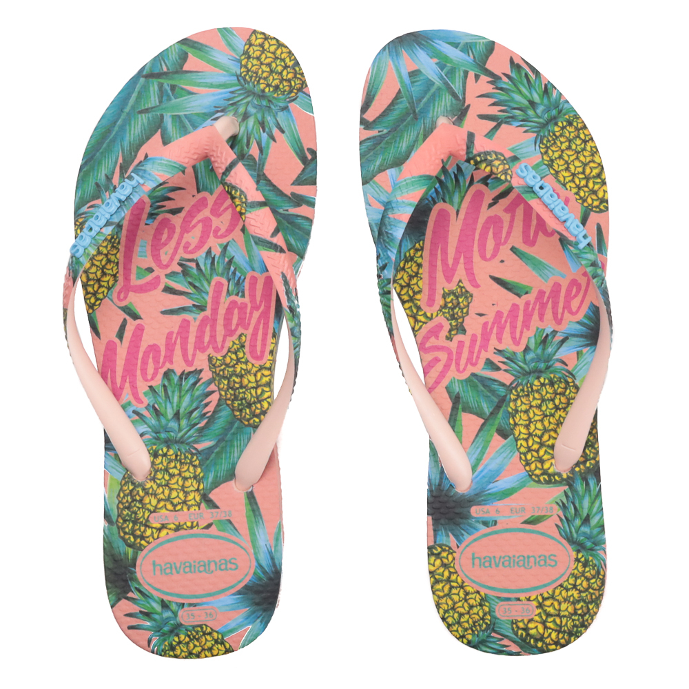 Chinelo Havaianas Abacaxi