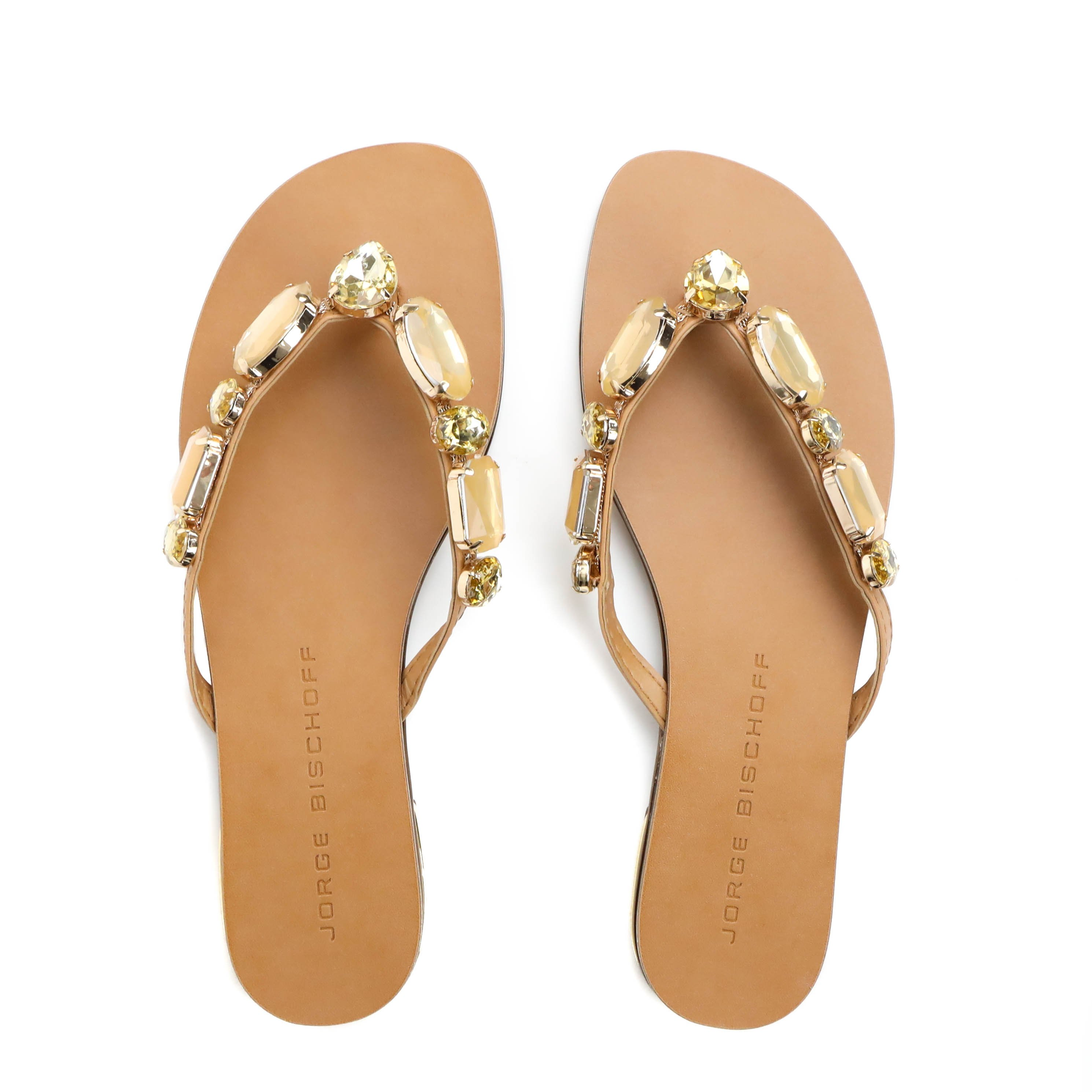 Chinelo Casual Jorge Bischoff Pedraria