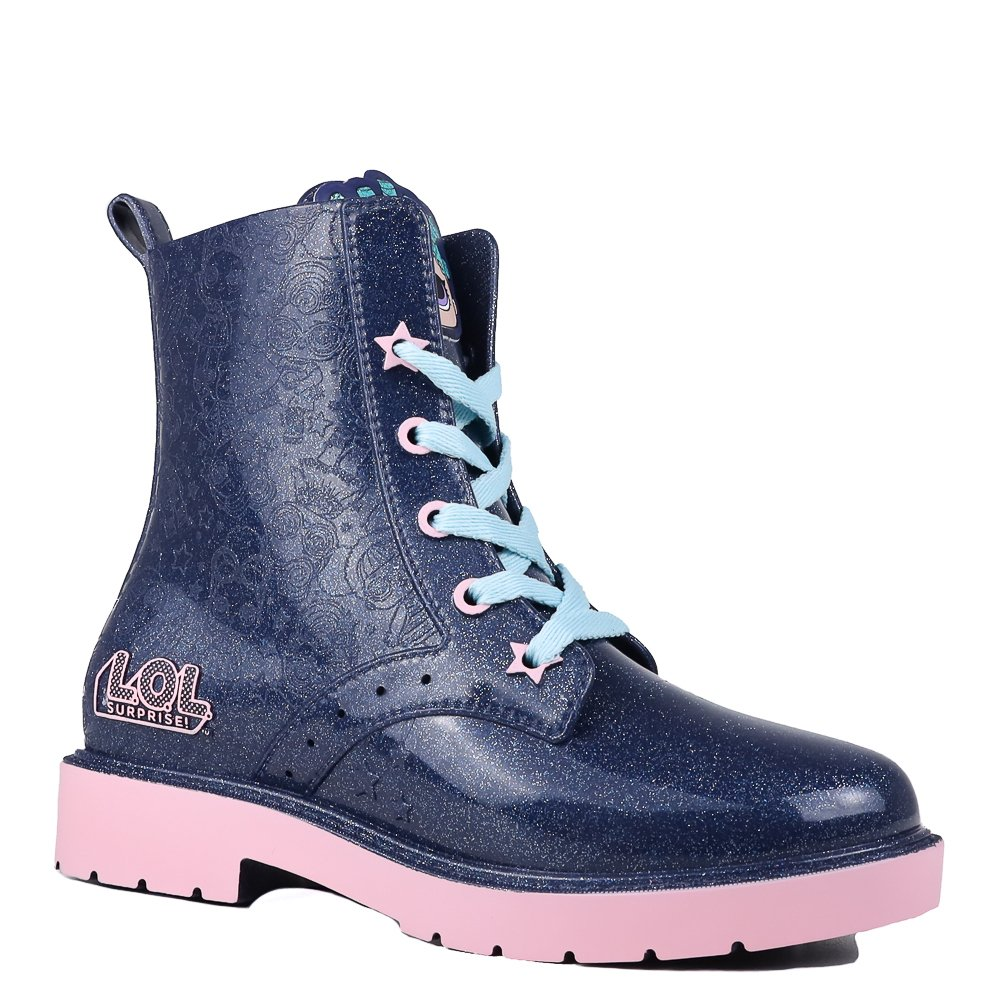 Bota Cano Curto Grendene Kids Pop Star