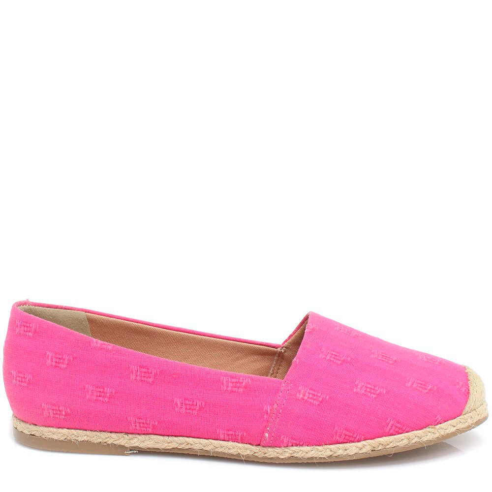 Alpargata Zariff Shoes Espadrille Rosa