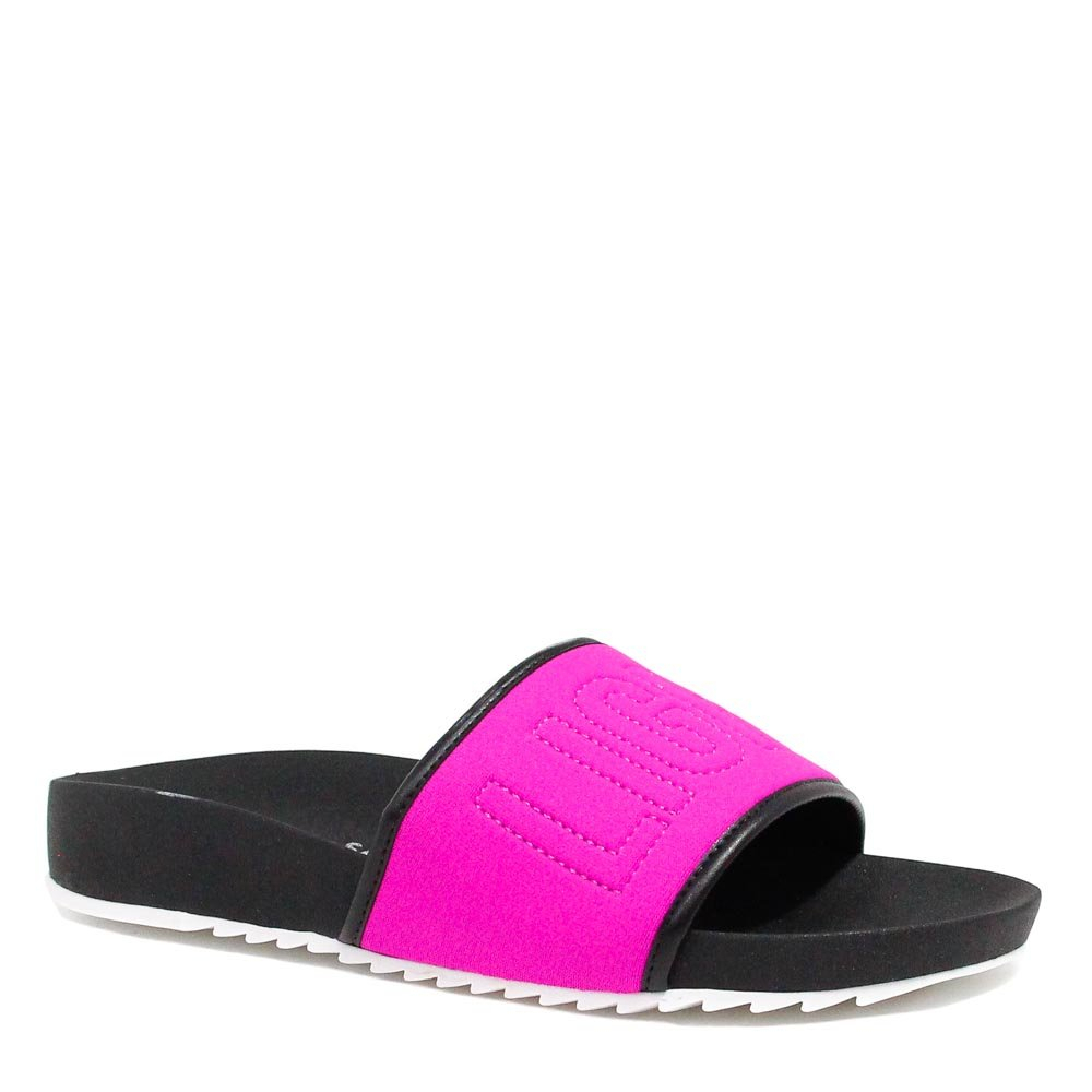 Chinelo Loucos e Santos Slide Light Soul Rosa
