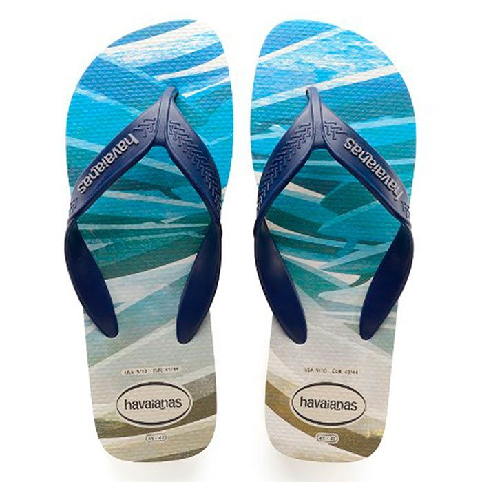 Chinelo Havaianas Surf Bege