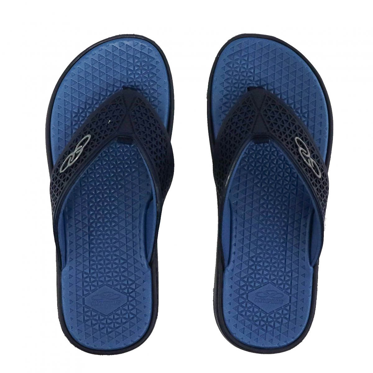 Chinelo Olympikus Casual Sunset Azul