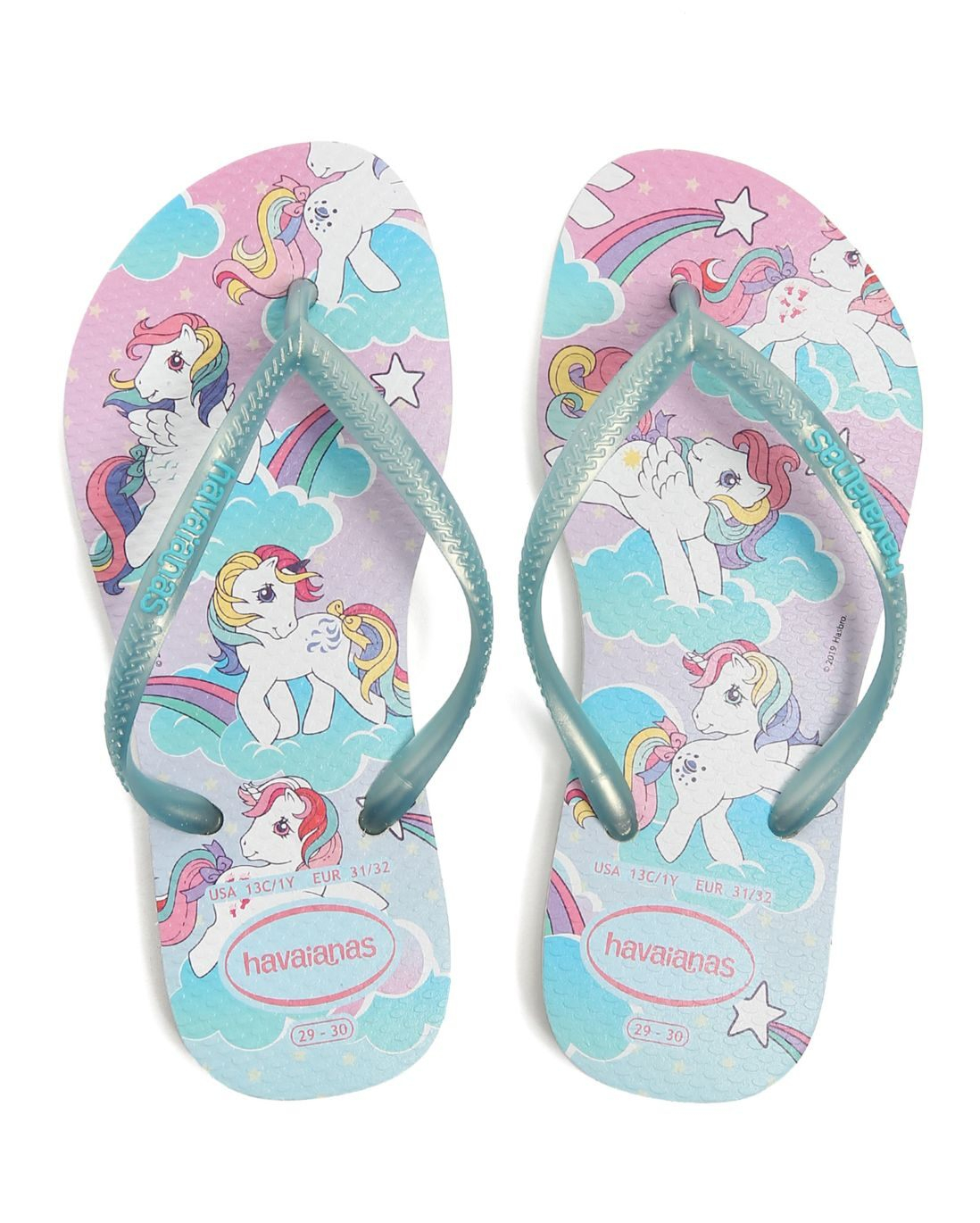 Chinelo Infantil Havaianas My Little Pony
