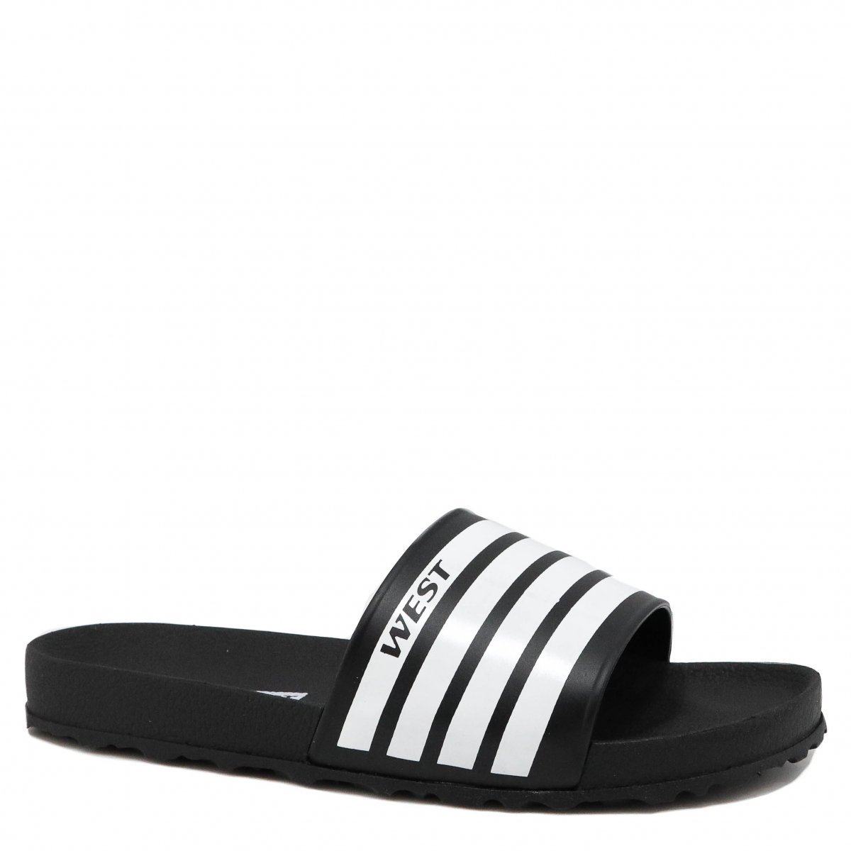 Chinelo West Coast Slide Zuma Preto