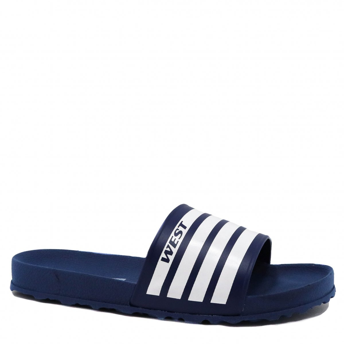 Chinelo West Coast Slide Zuma Azul