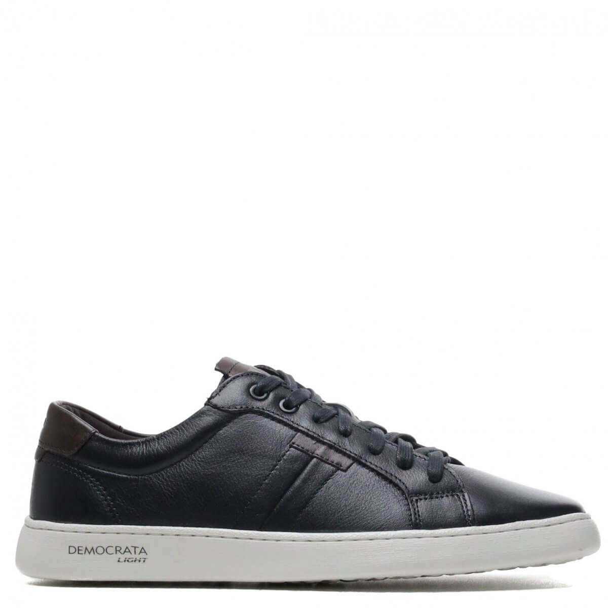 Sapatênis Democrata Denim Hover Light Preto