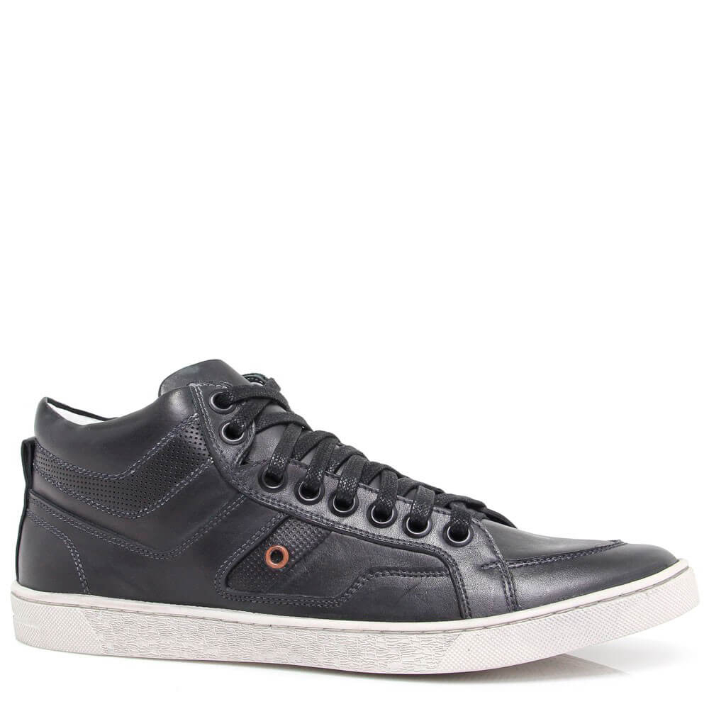 Sapatênis Zariff Shoes Casual Preto