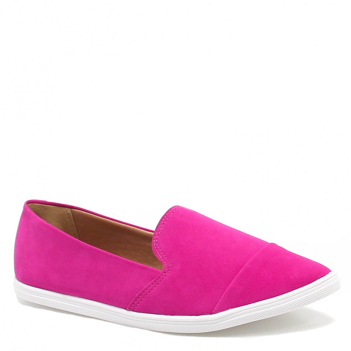 Sapatilha Slipper Zariff Shoes Cap Toe Rosa