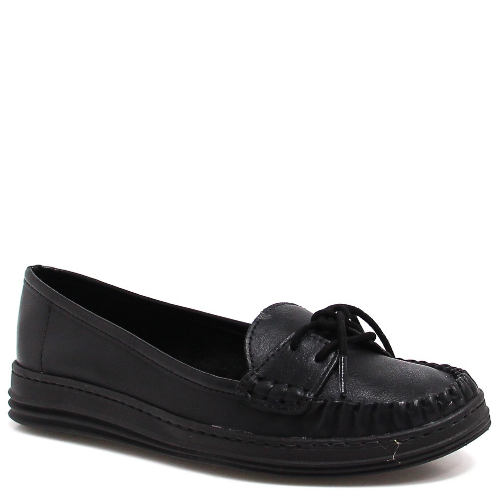 Sapato Mocassim Zariff Shoes Preto