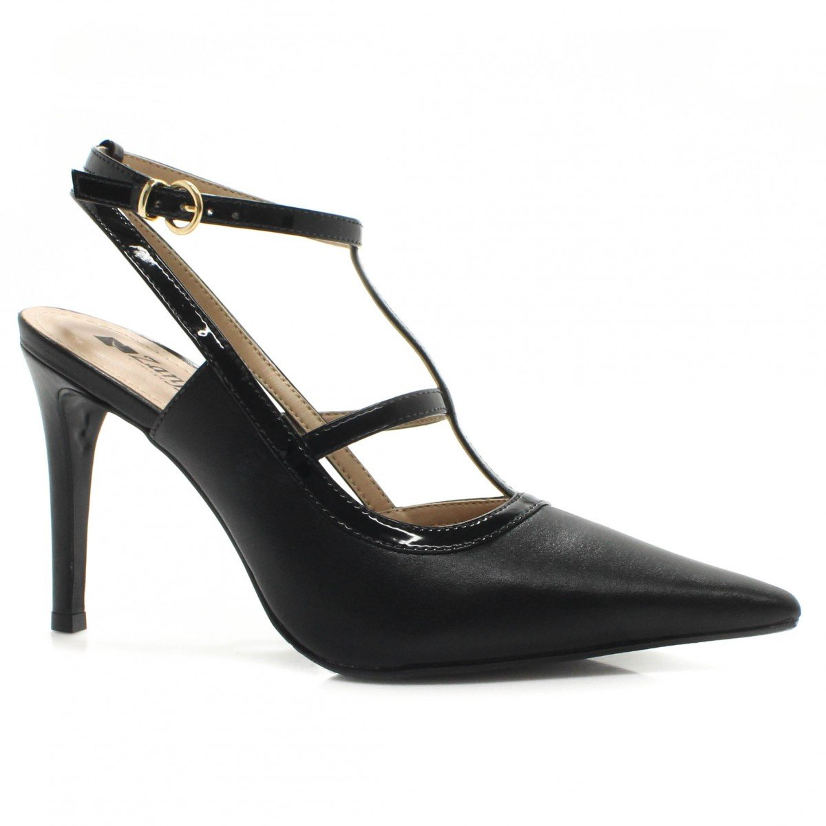 Sapato Zariff Shoes 630304 Preto
