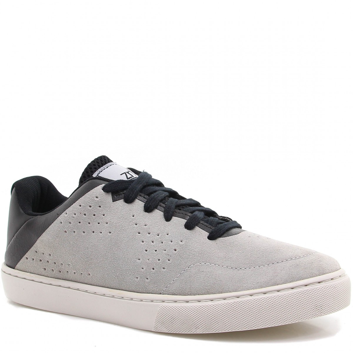 Tênis Casual Zariff Shoes Skate Cinza