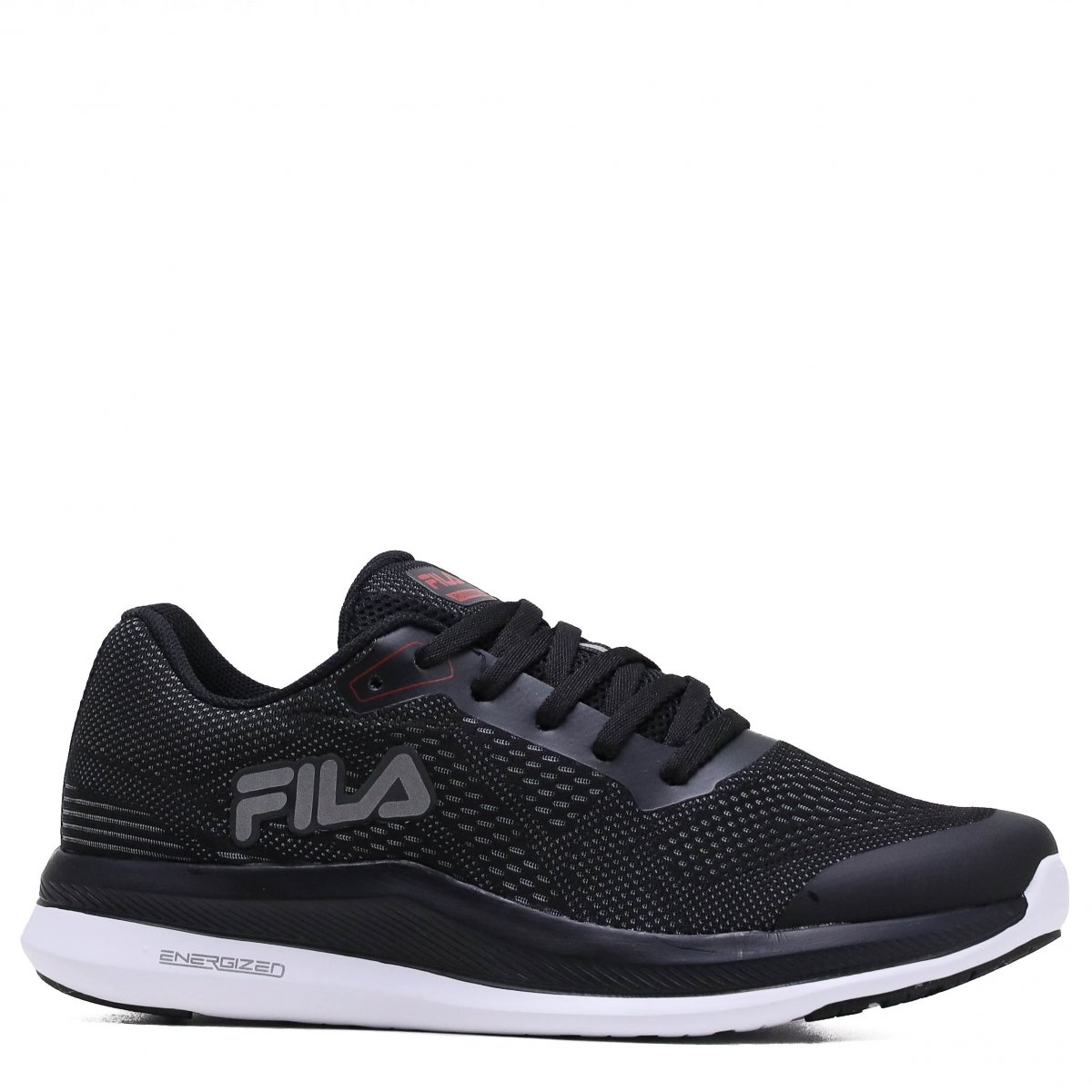 Tênis Running Fila Fr Light Energized Preto