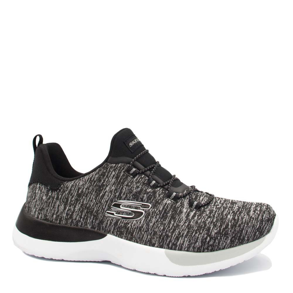 Tênis Esportivo Skechers Dynamight Break Through Cinza