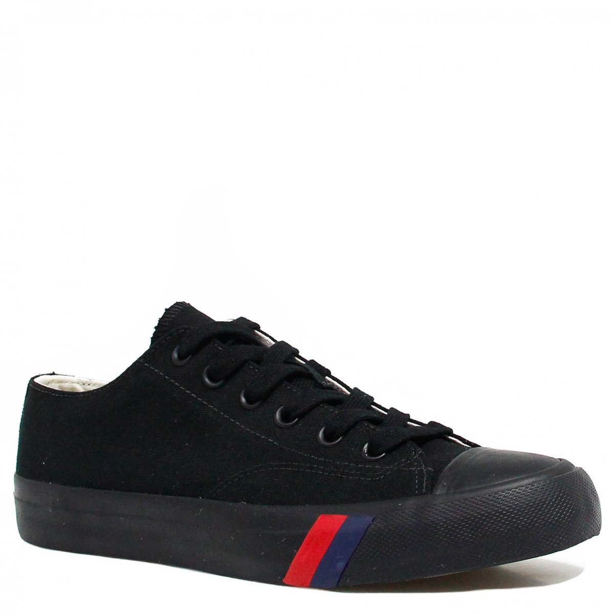 Tênis Pro-Keds Casual Royal Lo Core Preto